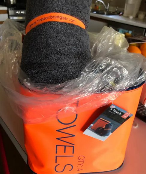 Mission Boat Gear review 3