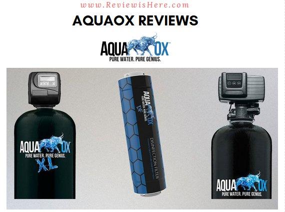 Aquaox Reviews