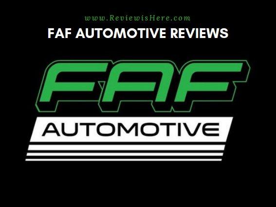 FAF Automotive Reviews