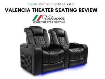 Valencia Theater Seating Reviews