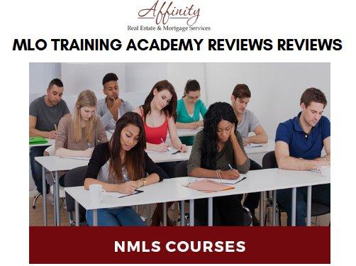 MLO Training Academy Reviews