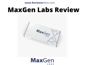 MaxGen Labs Review