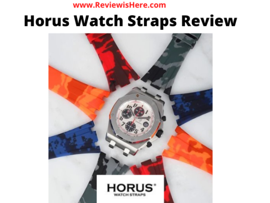 Horus Watch Straps Review